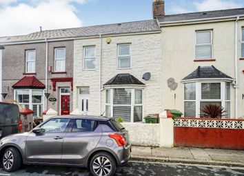 3 bed terraced house for sale in Meavy Avenue, Crownhill, Plymouth PL5