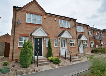 Thumbnail 2 bed town house to rent in Dunsil Road, Mansfield Woodhouse, Mansfield