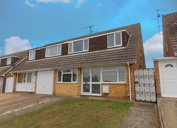 Thumbnail 4 bedroom semi-detached house for sale in Grasscroft, Kingsthorpe, Northampton