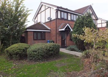 Thumbnail 3 bed semi-detached house to rent in Camberwell Drive, Ashton-Under-Lyne