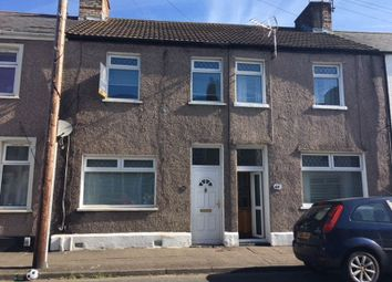 Thumbnail 2 bed terraced house for sale in Ethel Street, Canton, Cardiff