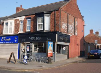 Thumbnail Retail premises for sale in Matson Cafe & Convenience Store, 205-207 Chester Road, Sunderland