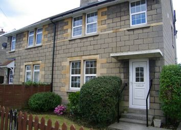 Thumbnail 3 bed semi-detached house to rent in Crescent Road, Melksham, Wiltshire