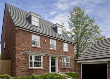 Thumbnail 5 bedroom detached house for sale in The Emerson, Stapeley Gardens, Stapeley, Nantwich