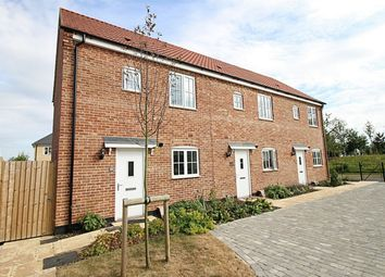Thumbnail 2 bed end terrace house for sale in Carnaile Road, Huntingdon