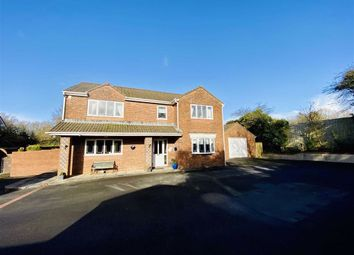 Thumbnail 4 bed detached house for sale in Swansea Road, Waunarlwydd, Swansea