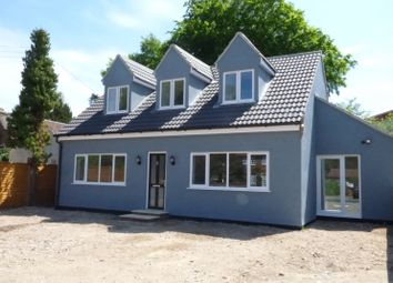 Thumbnail 4 bed detached bungalow for sale in West End Avenue, Costessey