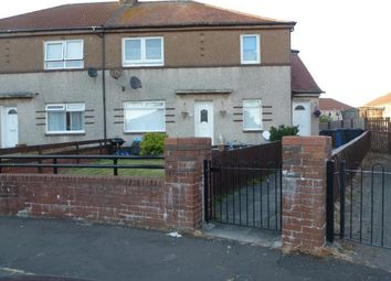 Thumbnail 3 bed flat to rent in St. Lawrence Place, Saltcoats