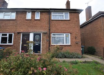 Thumbnail 2 bed semi-detached house to rent in Harris Road, Watford