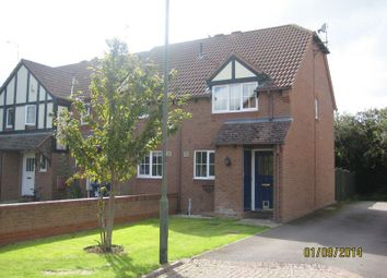 Thumbnail 2 bed end terrace house to rent in Ashlea Meadow, Bishops Cleeve, Cheltenham
