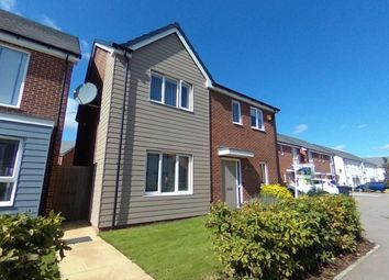 Thumbnail 4 bed detached house for sale in Acacia Lane, Branston, Burton-On-Trent