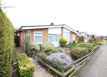 Thumbnail 2 bed bungalow for sale in Lincoln Gardens, Claydon, Ipswich, Suffolk