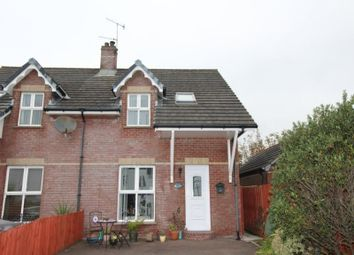 Thumbnail 3 bed semi-detached house to rent in Loughview Village, Carrickfergus