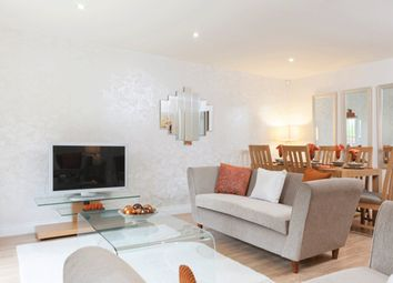 "Thumbnail 2 bedroom flat for sale in ""Foxton"" at Kergilliack Road, Falmouth"