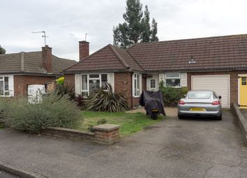 Thumbnail 2 bed bungalow for sale in Thames Close, Chertsey