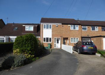 Thumbnail 2 bedroom terraced house to rent in Harvest Way, Quedgeley, Gloucester