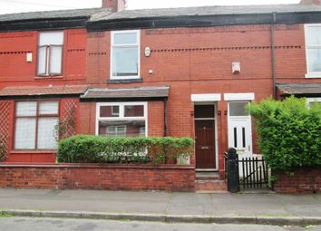 Thumbnail 2 bed terraced house to rent in Rushden Road, Levenshulme, Manchester