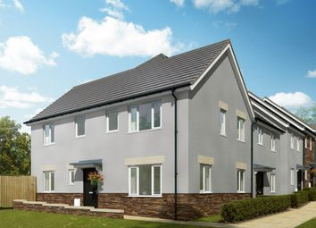 Thumbnail 4 bed semi-detached house for sale in Aldreath Road, Truro, Cornwall