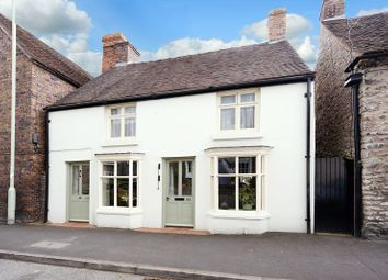 Thumbnail 2 bedroom cottage for sale in High Street, Much Wenlock