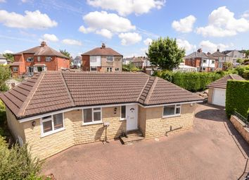Thumbnail 3 bed detached bungalow for sale in Greenacre Park Mews, Rawdon, Leeds