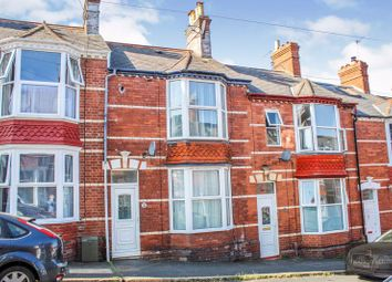 Thumbnail 2 bed terraced house for sale in Salisbury Road, Exeter
