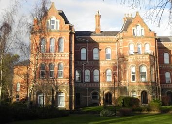Thumbnail 2 bed flat to rent in Hine Hall, Nottingham