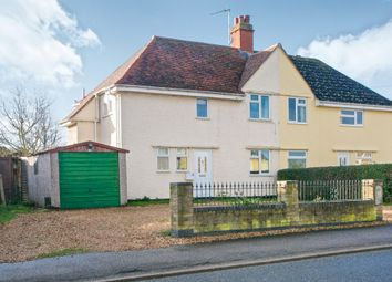 Thumbnail 3 bed semi-detached house for sale in Blenheim Road, Ramsey, Huntingdon