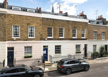 Thumbnail 3 bed terraced house for sale in Chester Row, Belgravia, London