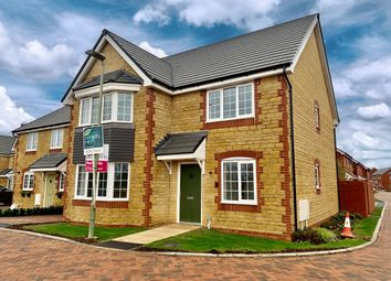 Thumbnail 5 bed detached house for sale in Ampthill Way, Faringdon