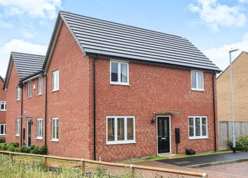 Thumbnail 3 bedroom end terrace house for sale in Herald Way, Gunthorpe, Peterborough