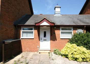 Thumbnail 1 bedroom semi-detached house to rent in Barn Meadow Close, Zebon Copse, Church Crookham