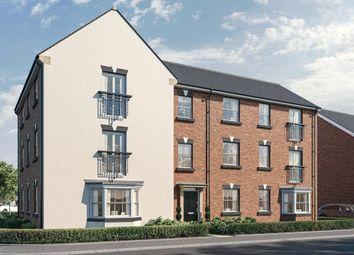 "Thumbnail 2 bedroom flat for sale in ""St Luke's House"" at St. Lukes Road, Doseley, Telford"
