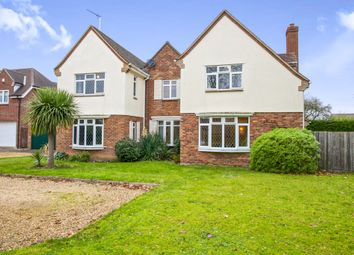 Thumbnail 5 bed detached house for sale in Bury Close, Bury, Huntingdon