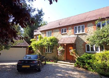 Thumbnail 4 bed detached house for sale in Manor Road, Fringford, Bicester