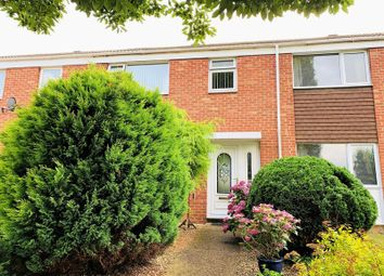 3 bed terraced house for sale in Broughton Close, Holway, Taunton - Tucked Away Position, Conservatory & Garage TA1
