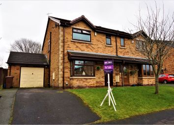 Thumbnail 3 bed semi-detached house for sale in Bamburgh Drive, Burnley