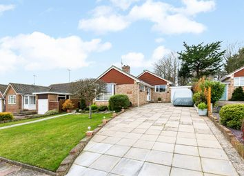 West Way, High Salvington, West Sussex BN13. 3 bed detached bungalow for sale