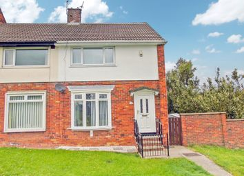 2 bed terraced house for sale in Harrison Close, Peterlee SR8