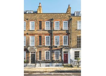 Thumbnail 4 bed terraced house for sale in Cheyne Row, London