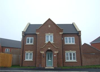 Thumbnail 4 bed detached house for sale in Kidsley Close, Smalley, Ilkeston
