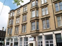 2 bed flat to rent in Bank Street, Glasgow G12