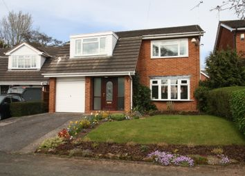 Thumbnail 4 bed detached house to rent in The Hawthorns, Tarporley