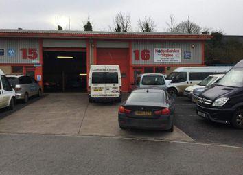 Thumbnail Parking/garage for sale in Midsomer Enterprise Park, Radstock Road, Midsomer Norton, Radstock