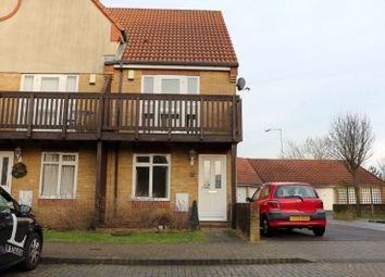 Thumbnail 2 bed end terrace house to rent in Tintagel Way, Port Solent, Portsmouth