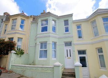 Thumbnail 4 bedroom terraced house for sale in Rutland Road, Mannamead, Plymouth