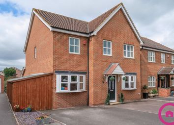 Thumbnail 5 bed detached house for sale in Cherry Tree Close, Churchdown, Gloucester
