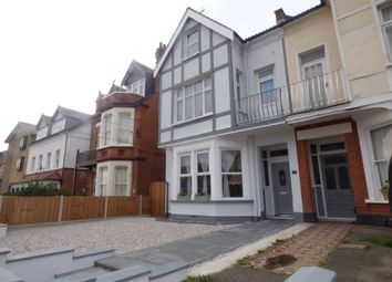 Thumbnail 1 bed flat to rent in Cobham Road, Westcliff On Sea