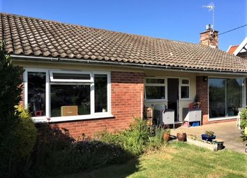 Thumbnail 2 bed detached bungalow for sale in Halesworth Road, Reydon, Nr Southwold