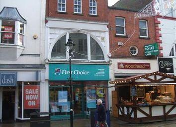 Thumbnail Retail premises to let in 9 Westborough, Scarborough, North Yorkshire
