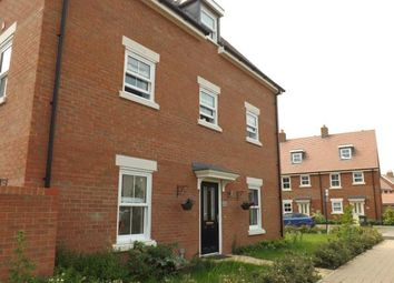 Thumbnail 4 bedroom property for sale in Finzi Grove, Biggleswade, Bedfordshire